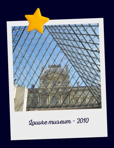 Louvre museum – 2010